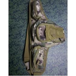 Сумка-кабура для скрытого ношения оружия #мультикам