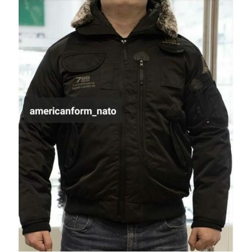 Зимняя куртка 726 tactical в стиле Милитари