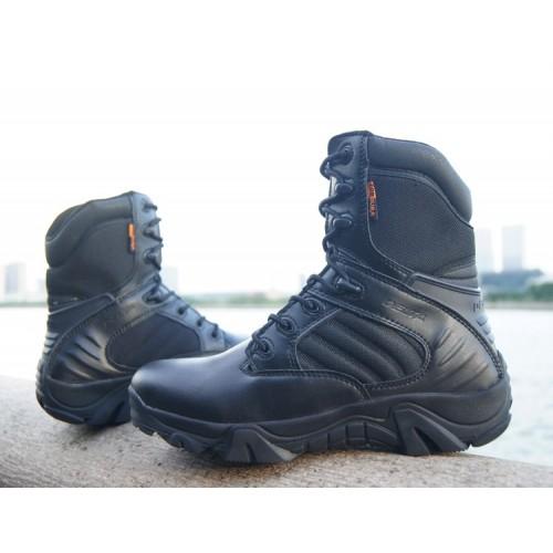 Армейские ботинки Delta