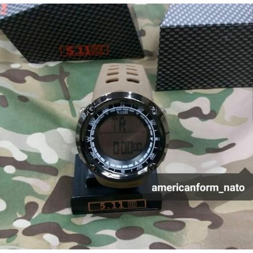 Качественные часы бренда 5.11 #5 #бежевый