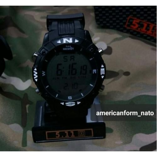 Качественные часы бренда 5.11 #1