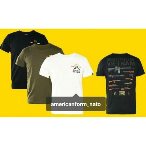 Мужская футболка tools of the trade Vietnam