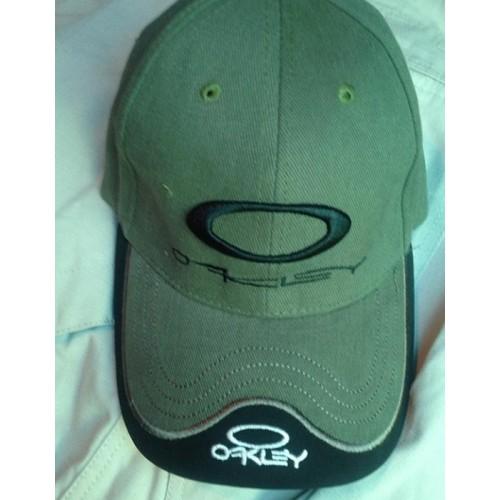 "Бейсболка ""Oakley"" #хаки"