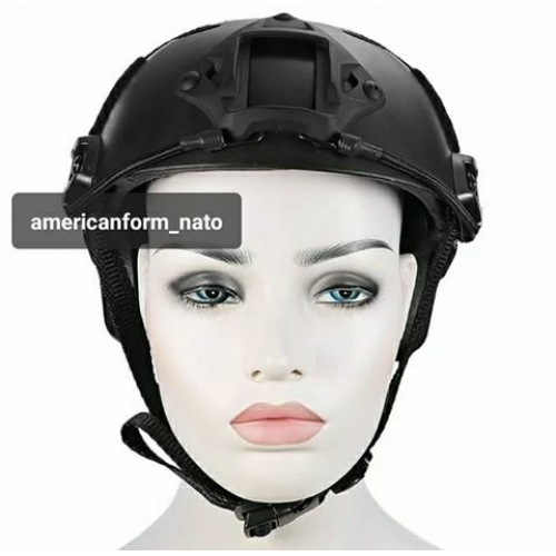 Ops-Core Fast Base Jump Helmet Black