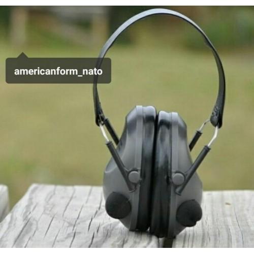 Активные наушники М3 Peltor #серый