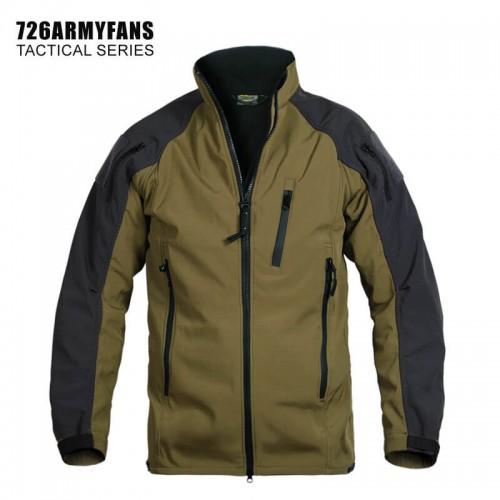 Куртка 726 softshell кайот