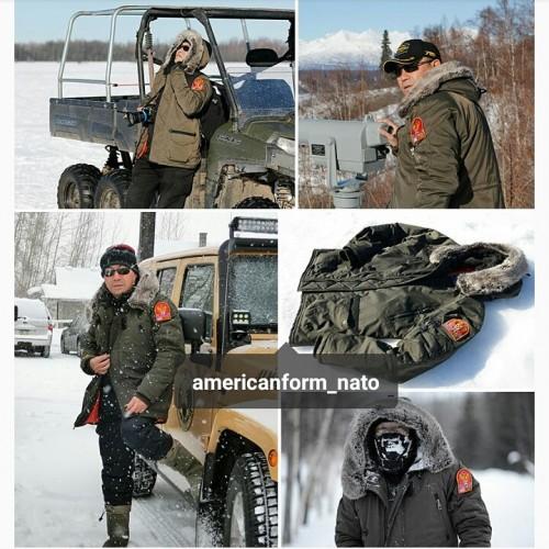Зимняя куртка 726 (Аляска)