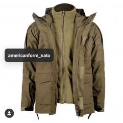 Куртка  М65 (2в1) #Песочный