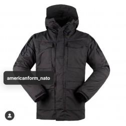 Куртка М65 (2в1) #ЧЕРНЫЙ