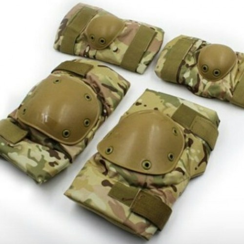 Защитные комплекты(наколенники + налокотники) #МУЛЬТИКАМ