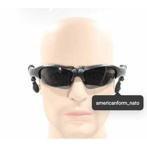 Беспроводная Bluetooth-гарнитура очки