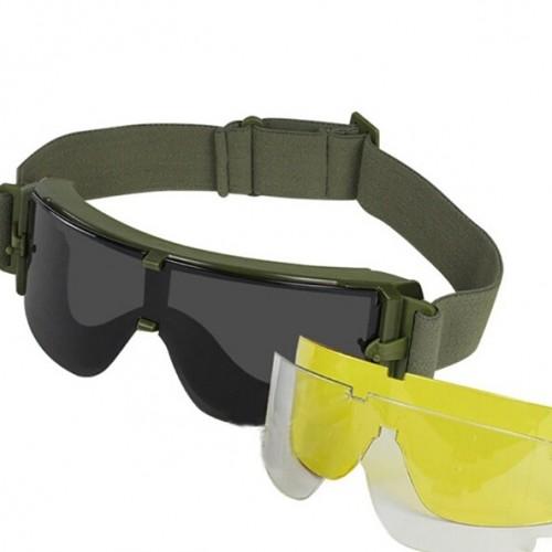 Баллистические очки-олива