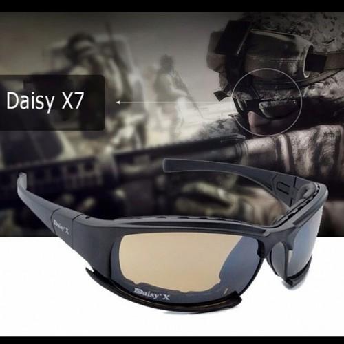 """Очки """"Дейзи X7"""" #черные"""