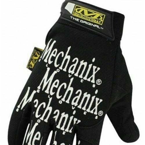Перчатки MECHANIX с надписью