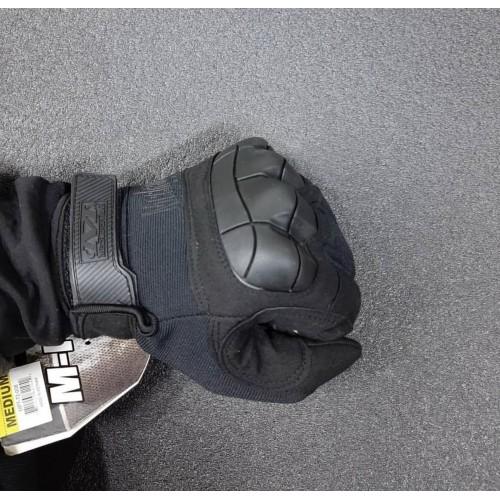 Тактические перчатки Mechanix M-Pact #ЧЕРНЫЙ