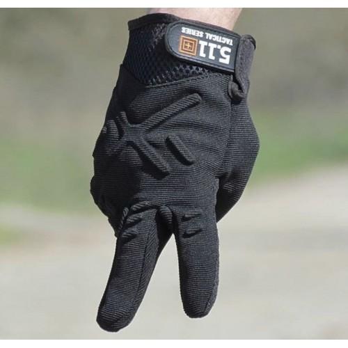 Перчатки 5.11 #чёрный