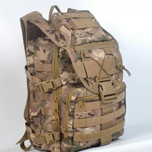 Натовский тактический рюкзак на 45 л.-МУЛЬТИКАМ