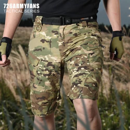 Шорты 726 ARMY FANS (Мультикам)