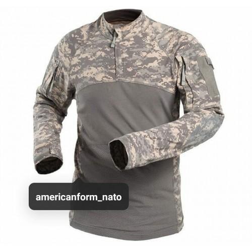 Тактическая форма Combat Shirt  #ACU