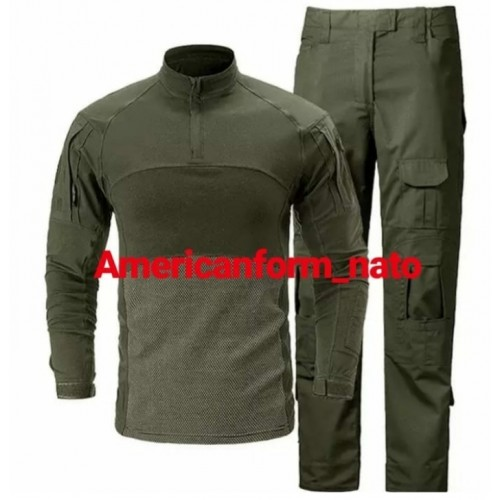 Тактическая форма Combat Shirt (Oliva)