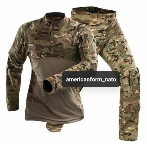 Тактическая форма Combat Shirt #мультикам