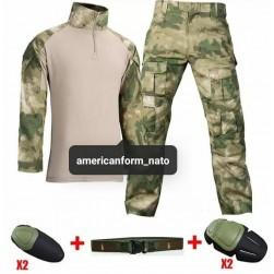 Combat Shirt#1(MOX)