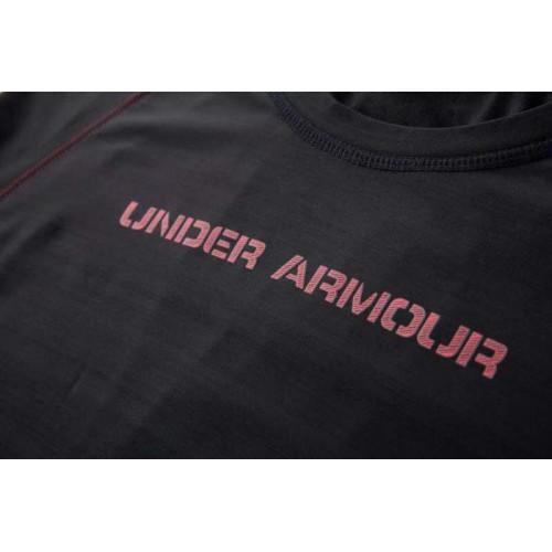 Термобелье Under Armour#чернокрасное